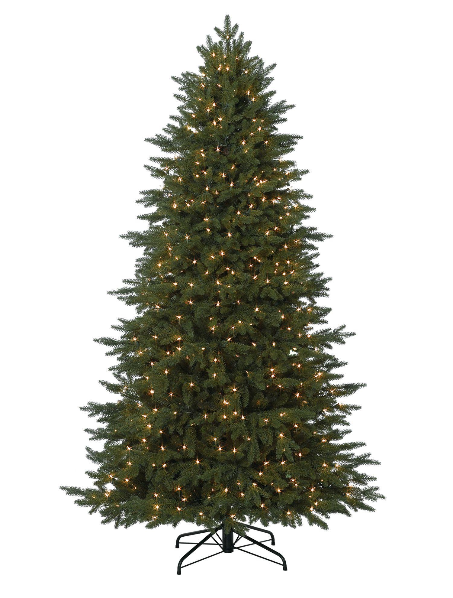 Buy Silverado Slim Christmas Trees Online - Balsam Hill (Sale