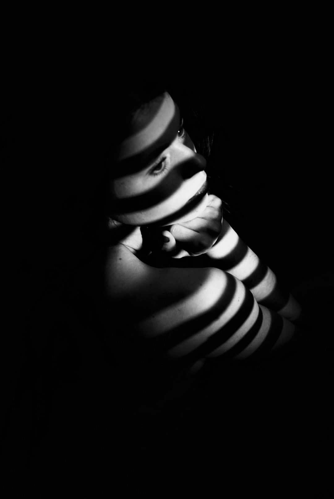 Light vs shadow -
