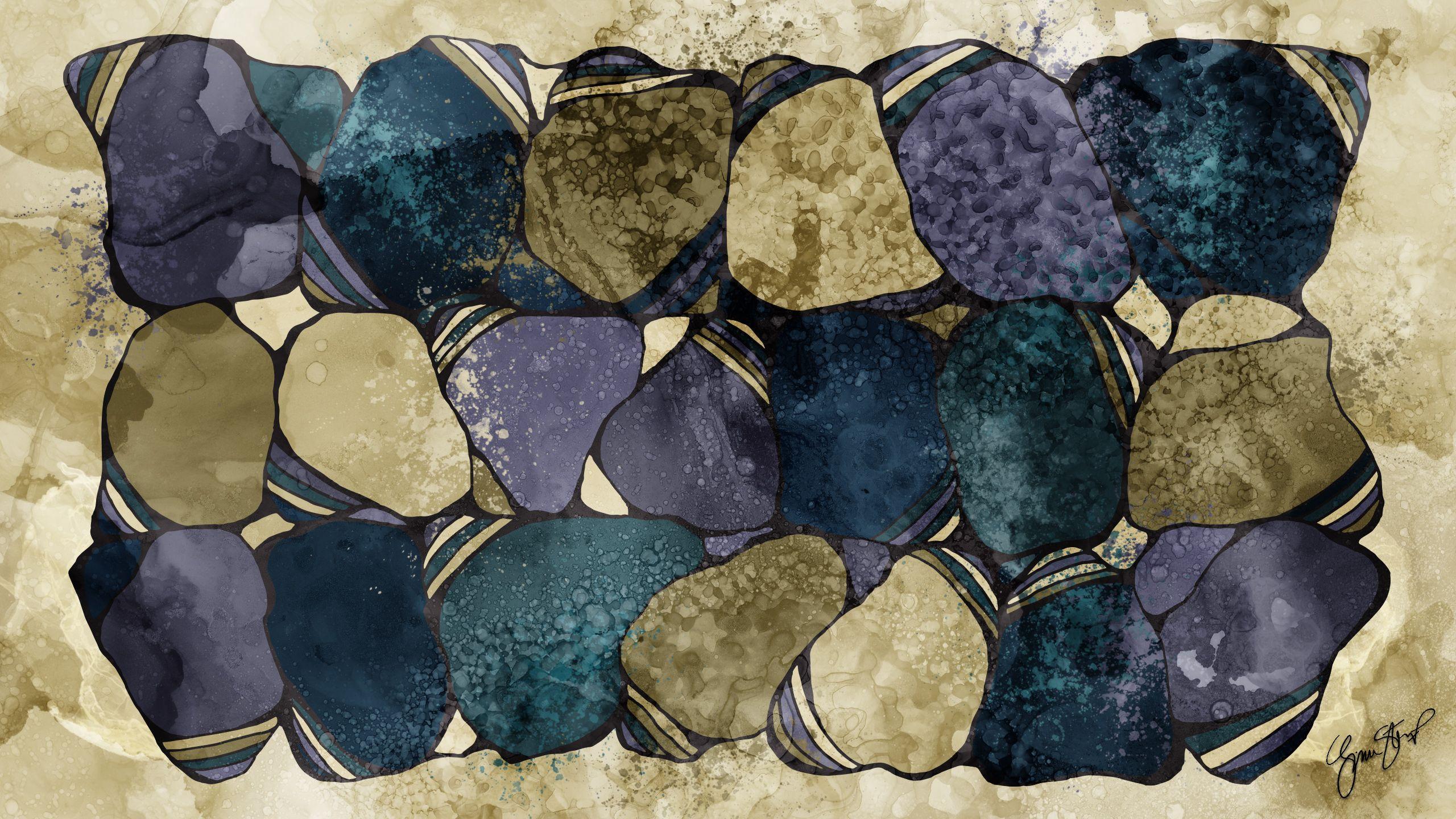 SearchEveryShore by Gina Startup #abstractart www.starwalt.com