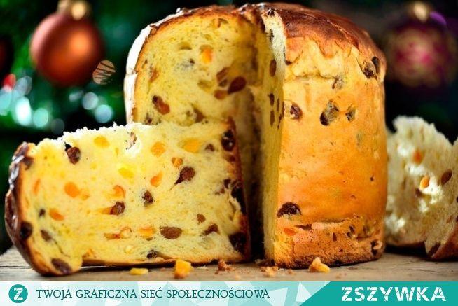 Zobacz zdjęcie Przepis:  Składniki: Włoska babka drożdżowa – pyszna i puszysta. Składniki na ciasto: - 400 gram mąki pszennej tortowej, - 180 mililitrów mleka, - 12 gram drożdży instant, - 150 gram cukru do wypieków ( drobny cukier), - 130 gram masła, - 1 jajko, - 2 żółtka, - 1 łyżeczka soli, - starta skórka z 2 pomarańczy, - 1 laska wanilii, - 50 gram kandyzowanej skórki z pomarańczy - 50 gram rodzynek Składniki na polewę: - 4 łyżki śmietanki 30% - 60 gram białej czekolady   Treść…