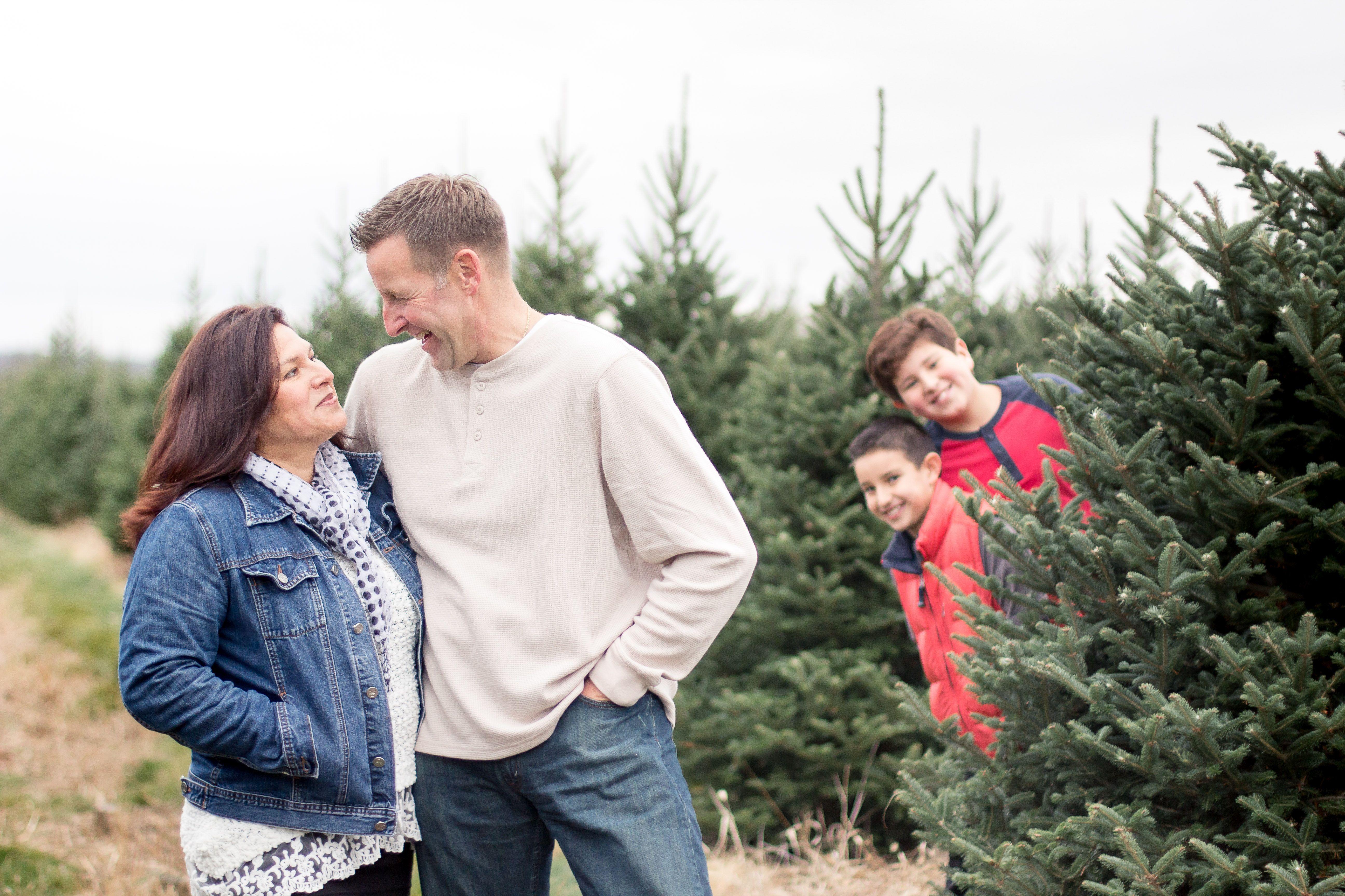Maly Family, Family Tree Farm
