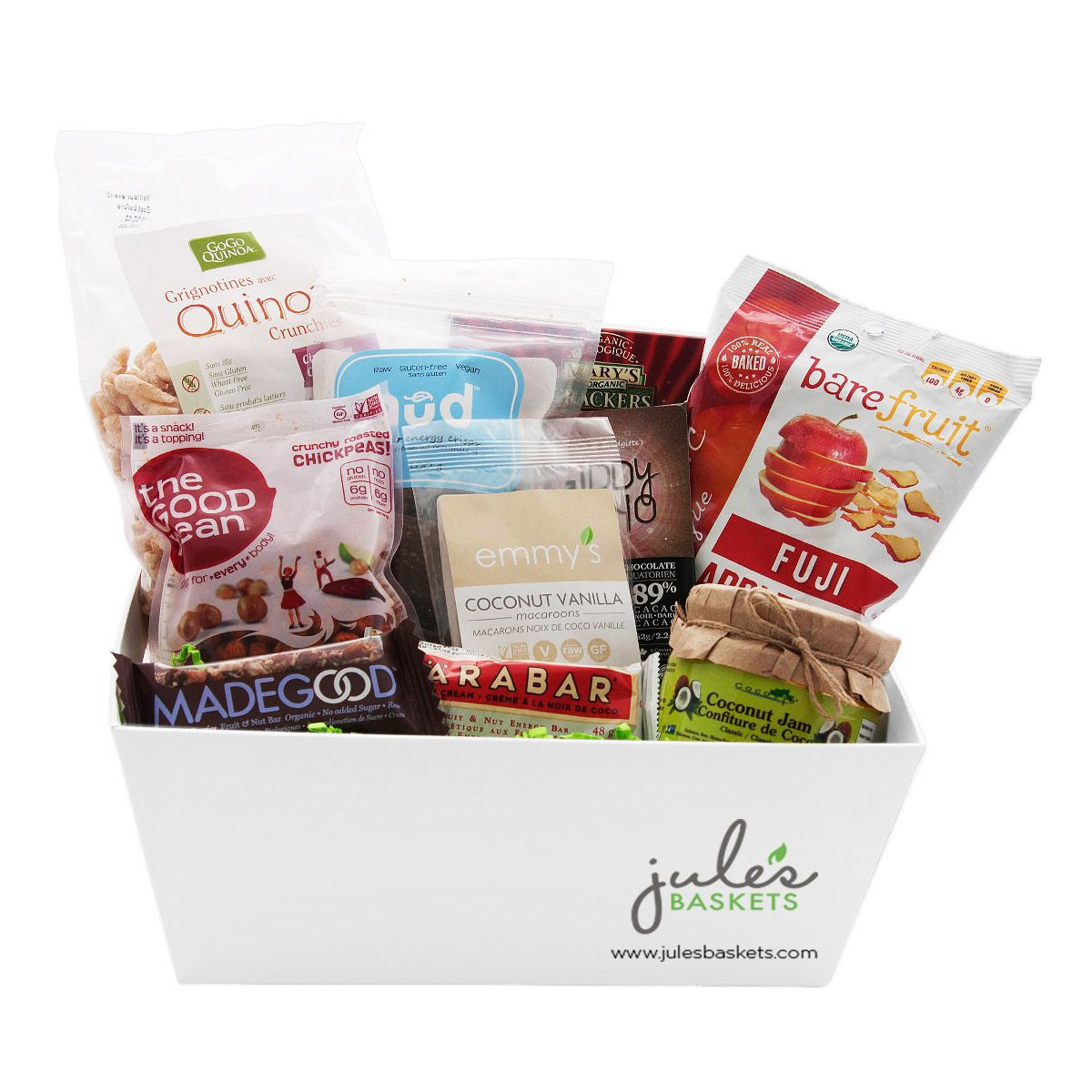 Sweets treats vegan baskets 9799 by jules baskets treats sweets treats vegan baskets 9799 by jules baskets treats sweets organic glutenfreegift negle Image collections