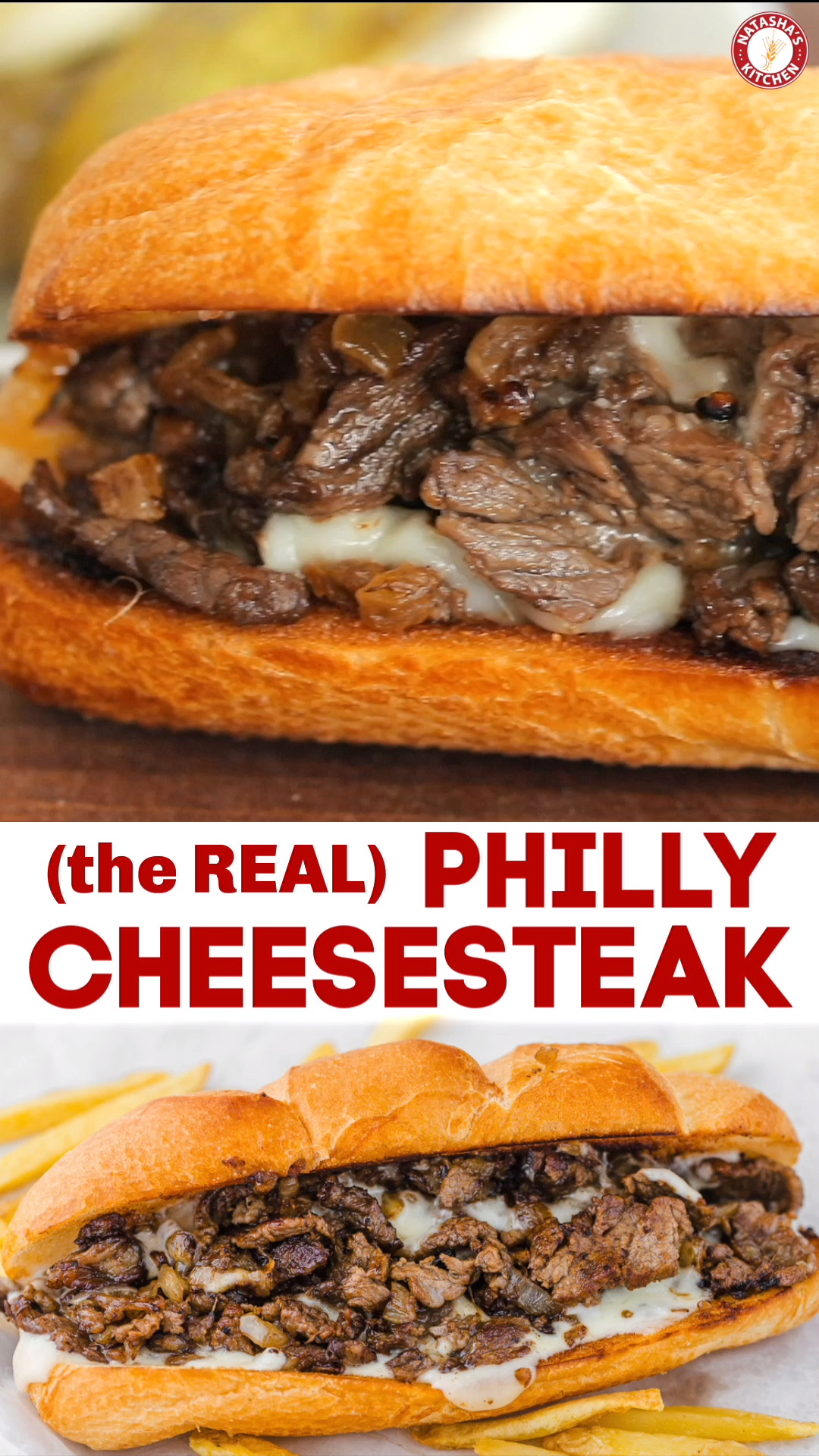 Cheesesteak Recipe - Tiffanie
