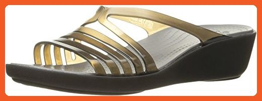 9cc5826e5d2c crocs Women s Isabella Mini Wedge Sandal