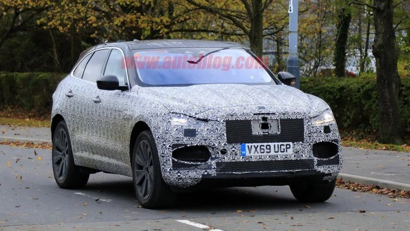 Significant Testing Getting Caught Jaguar Update Fpace Spied Ready Camo Full Wrap 2021 For A2021 Jaguar F Pace Spied Getting Rea Jaguar Jaguar Pace Luxury Crossovers
