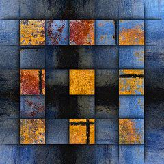 Arte Destacada - Otoño Reflexiones de Carol Leigh