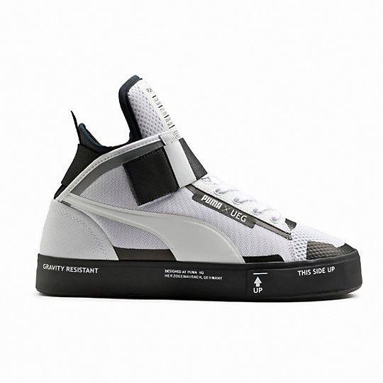 02f81cc2cdc5 Puma x UEG - Court Play x UEG - Puma White - Limited Edition