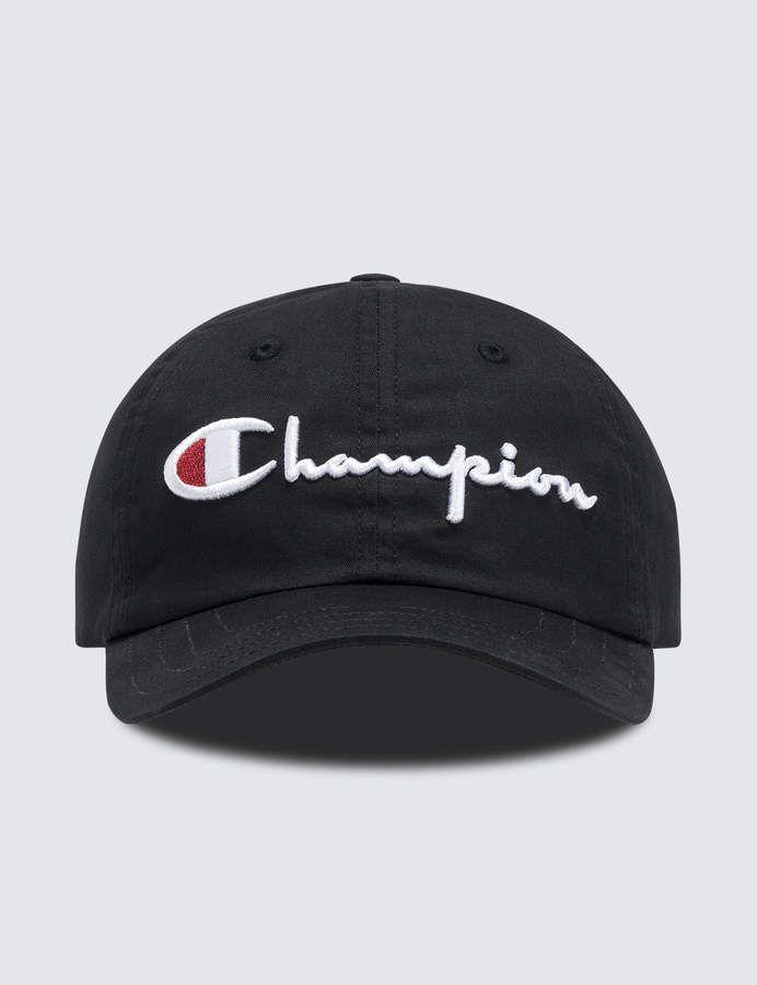 6f511590ab1de Champion Reverse Weave Script Logo Sport Cap