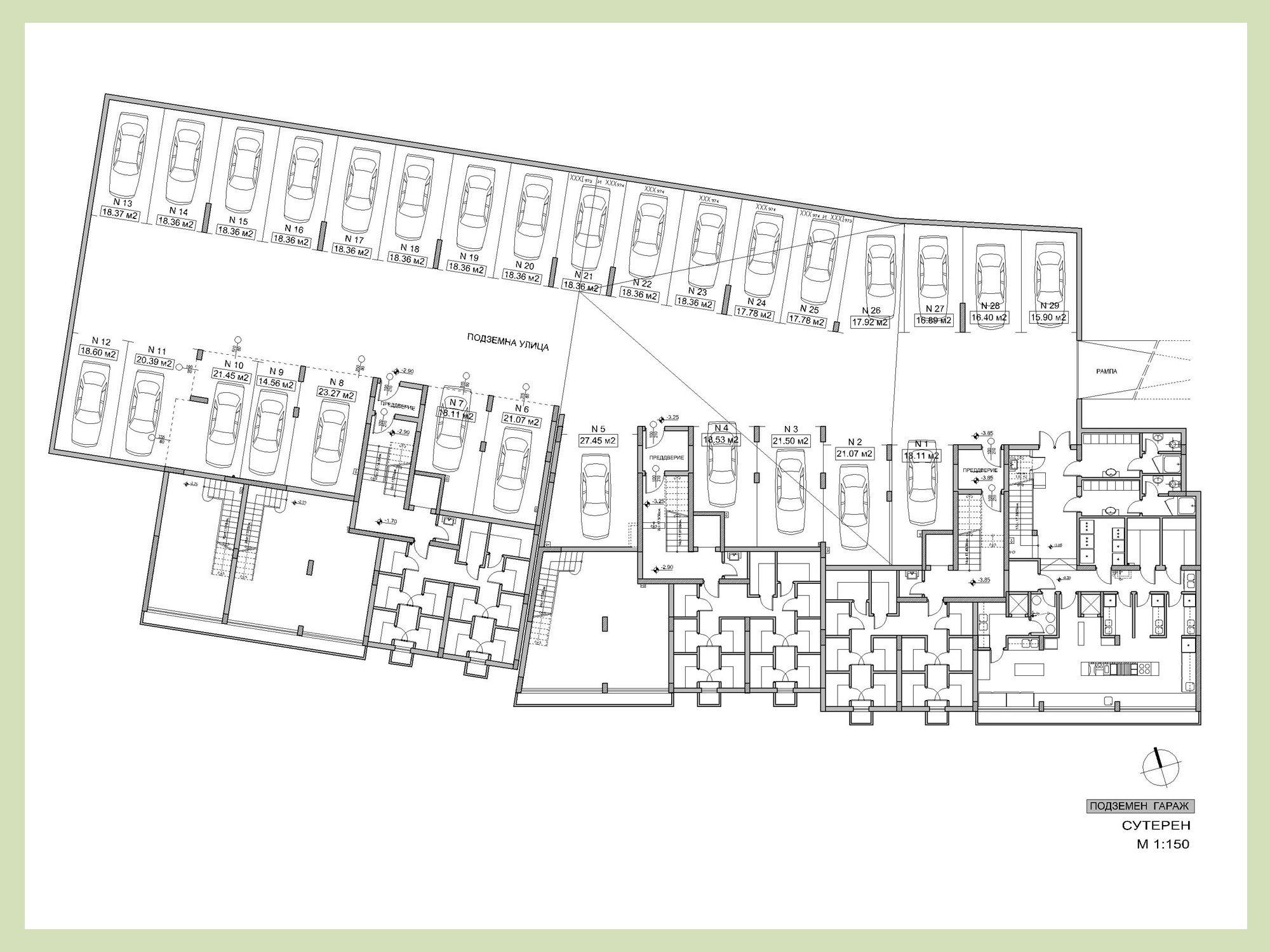 Underground parking plan google garage pinterest for House plans with underground garage
