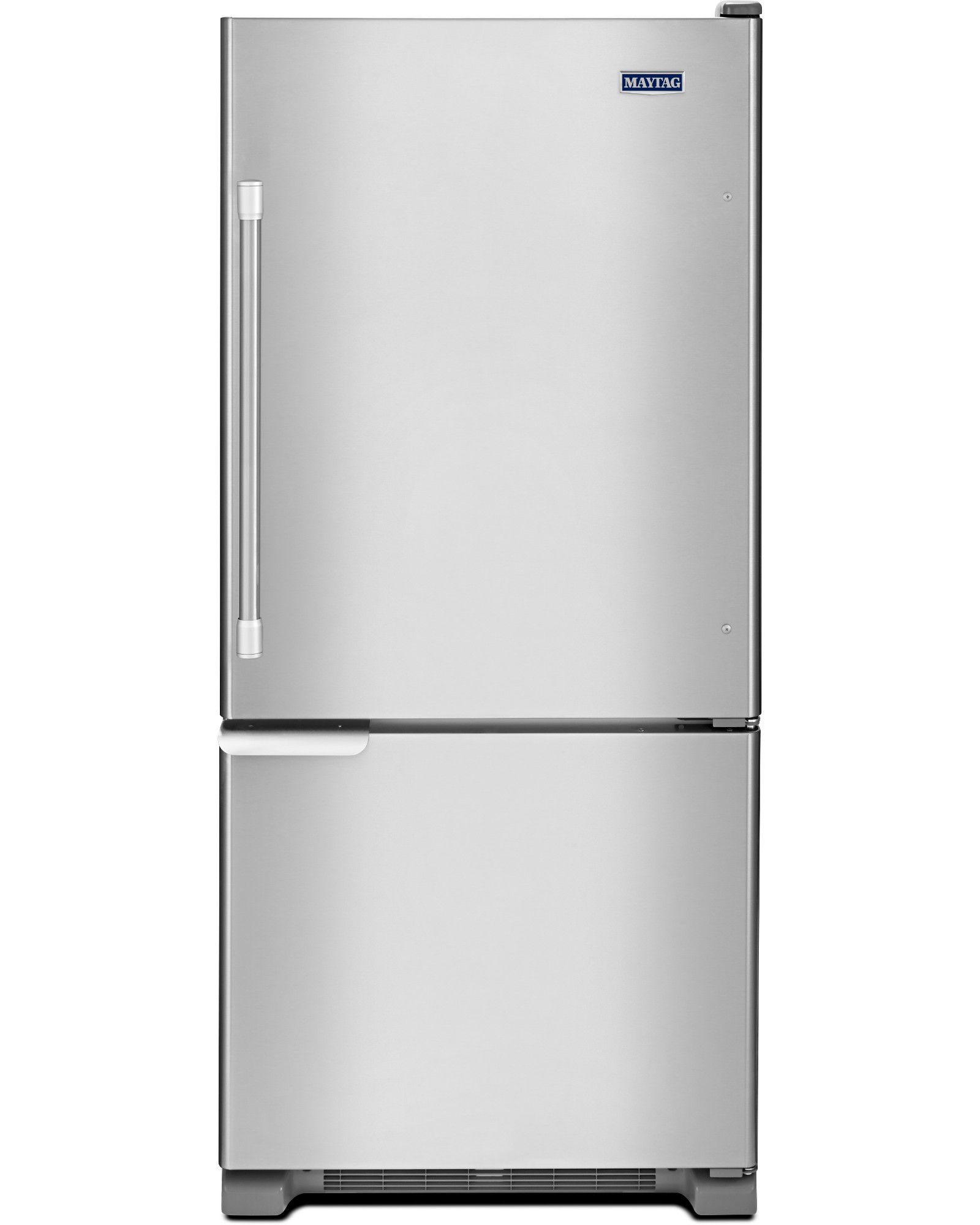 Tough enough for any kitchen a strong Maytag single door bottom