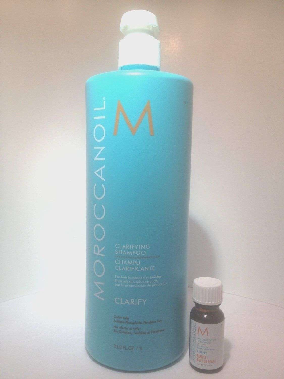 Moroccanoil Clarifying Shampoo 8.5oz Beauty