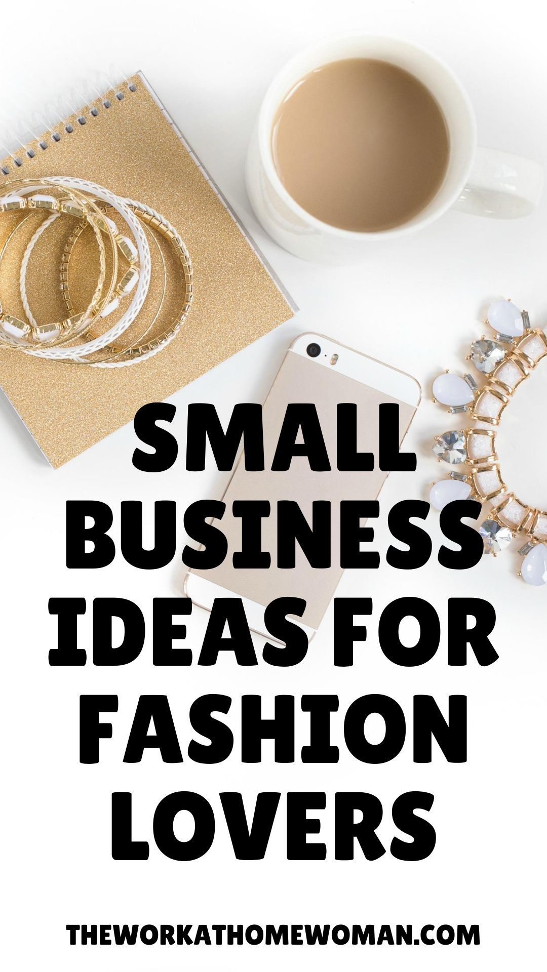 A HUGE List of HomeBased Business Ideas for Fashion