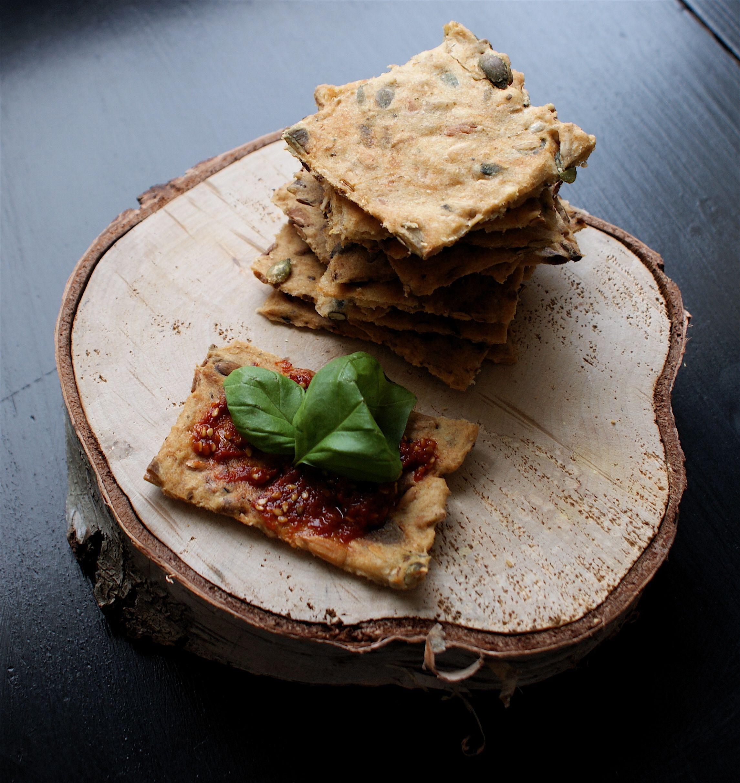 A New Gluten Free Wasa Recipe Guilt Free Recipes Recipes Wasa Bread