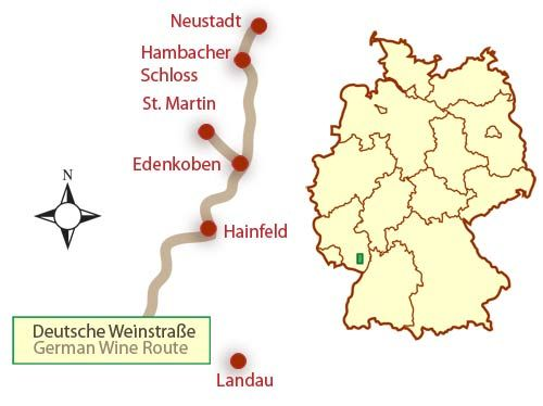 Pin on Wine routes and info German Wine Road Map on romantic road germany map, arethusa falls trail map, palatinate map, chianti road map, prosecco road map, german cuisine, castle road germany map, fairy tale road germany map, rhine river germany map, romantic road bavaria map, franconia wine map,