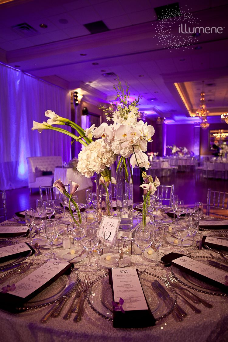 The Coral Gables Country Club Wedding Lighting