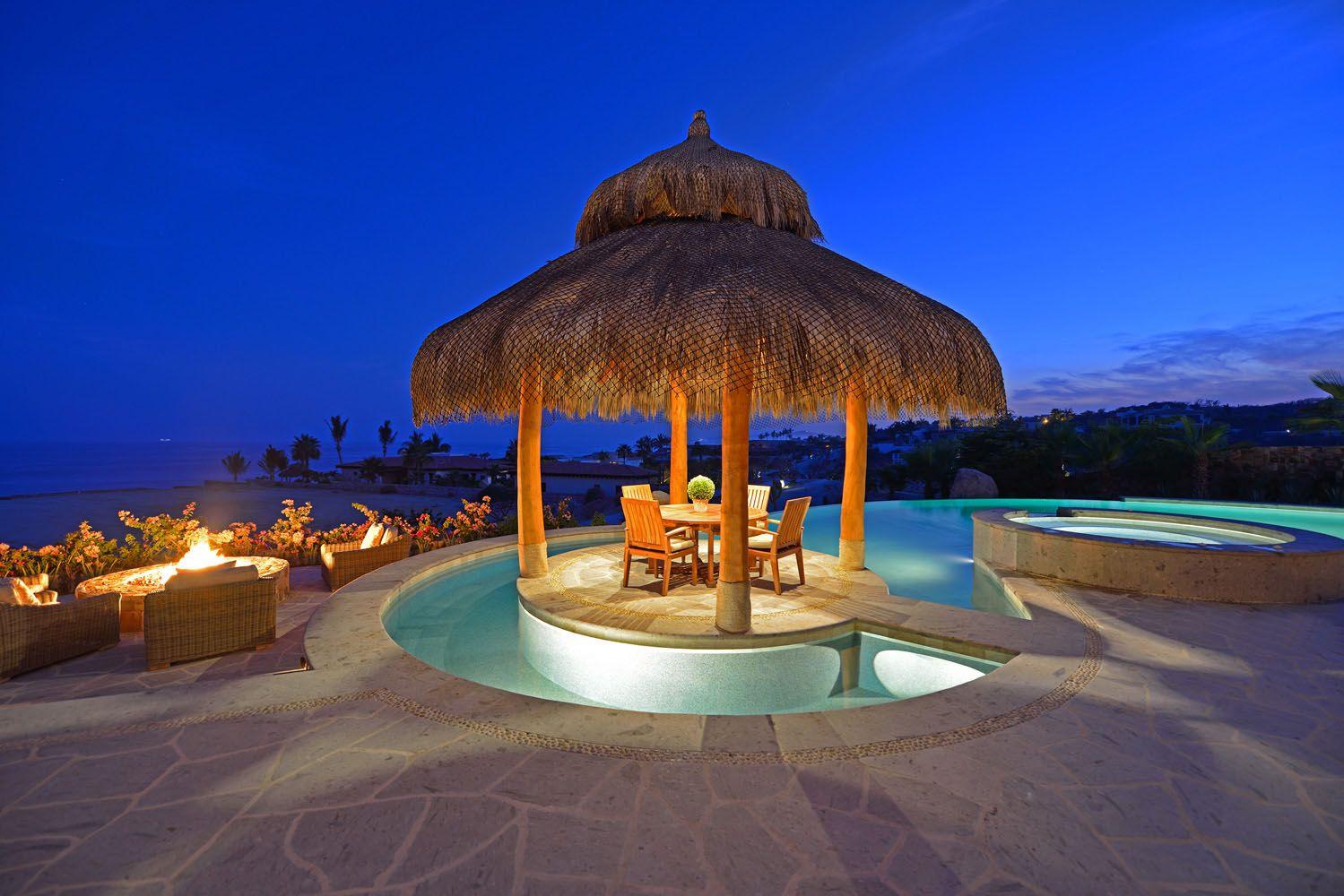 Spectacular Ocean View Estate In The Baja Peninsula