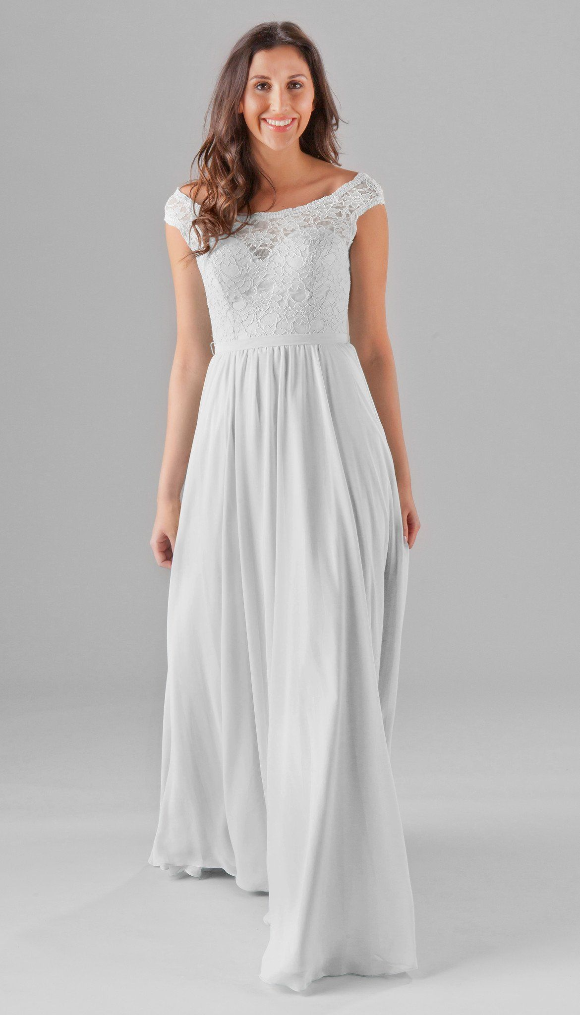 Lola | Classy short dresses, Bridal gowns and Chiffon wedding dresses