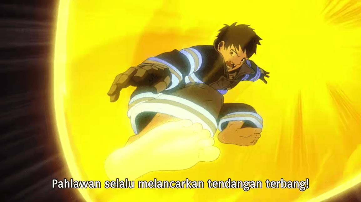 Enen no Shouboutai Batch (Episode 0124 END) Subtitle