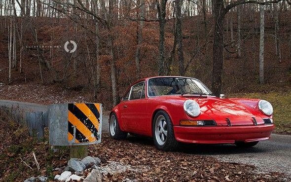 Porsche 911E 3.7l - 1973
