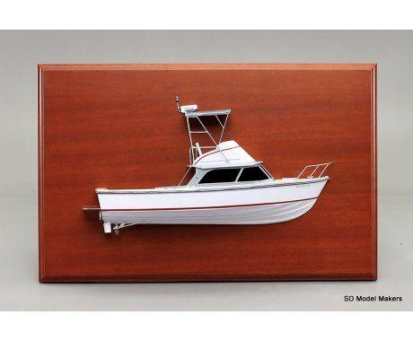 Half Hull Models - Custom Made of YOUR boat..