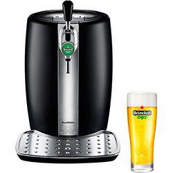 Chopeira Krups Beertender B100 Preto E Prata 5 Litros Chopeira