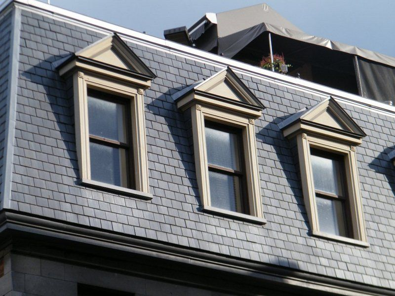 Mansard Roof How To Build And Its Advantages