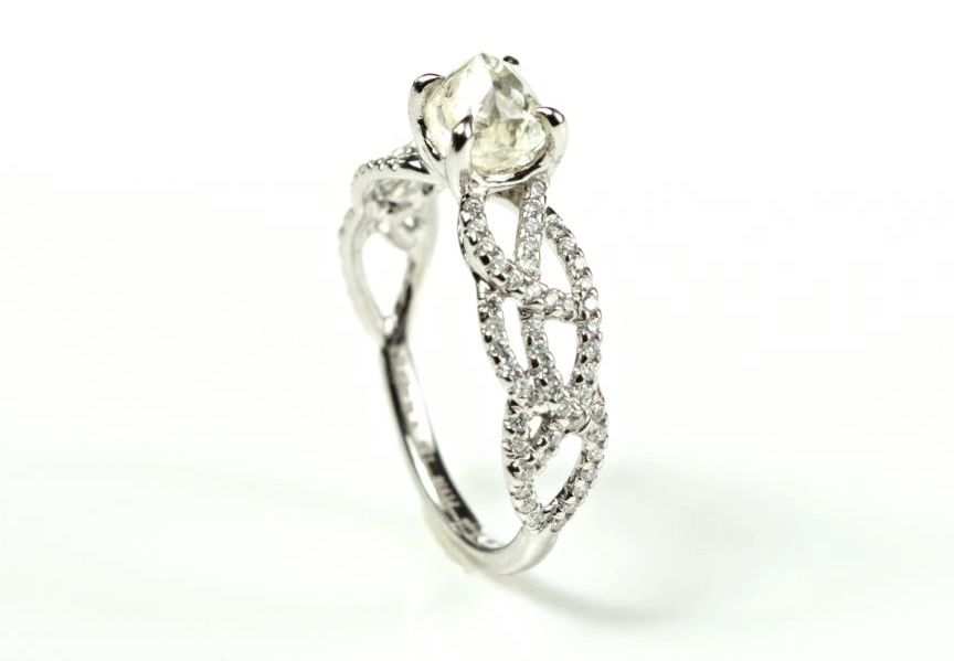 bands unique stewart you ll spinelli kilcollin martha ring engagement vert weddings rings love