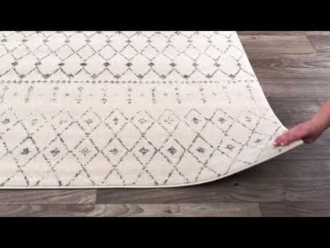 The Curated Nomad Ashbury Moroccan Area Rug Extra Room