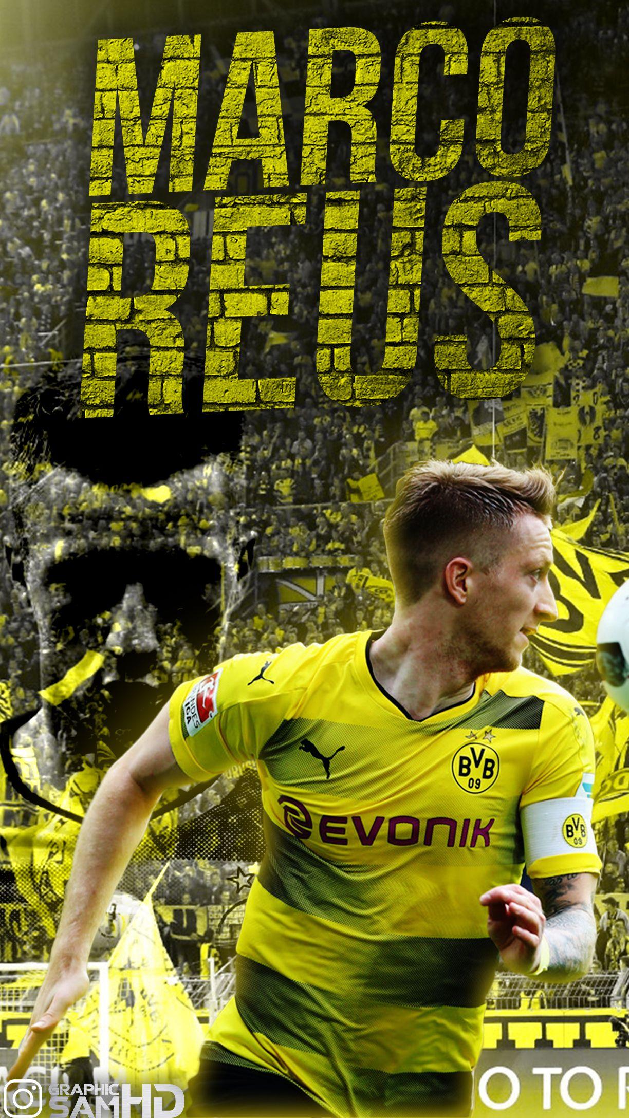 Marco Reus Phone Wallpaper 17 18 Bvb Dortmund Bvb Fussball Dortmund