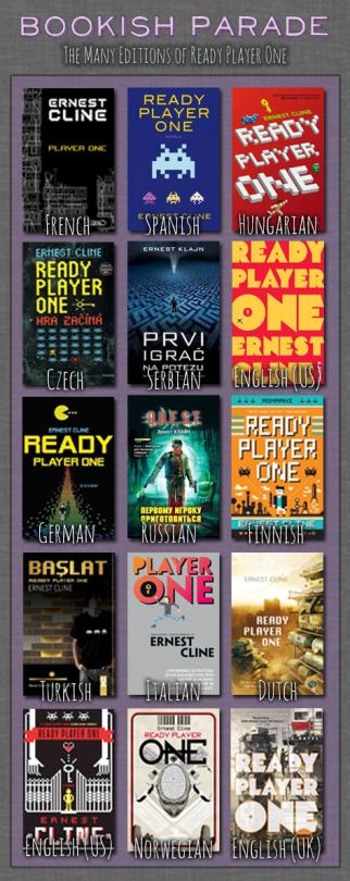 Teaching Everydayisdifferent Ready Player One Ready Player One Book Player One