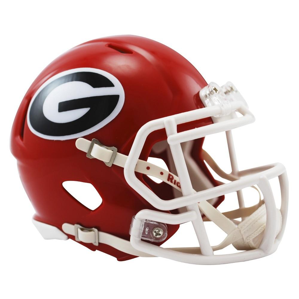 Georgia Bulldogs Riddell Speed Mini Helmet - Red