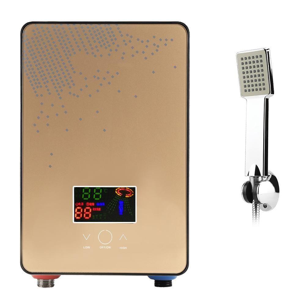 RHEEM RTEX-11 Electric Tankless Water Heater,11,000W