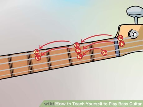 Teach Yourself To Play Bass Guitar Step 13 Version 2g Https