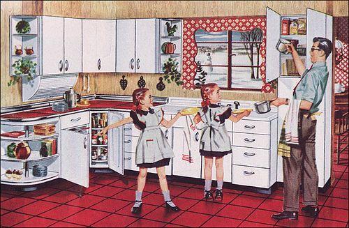 1950s Kitchen 1950s kitchen | 1950's kitchens | pinterest