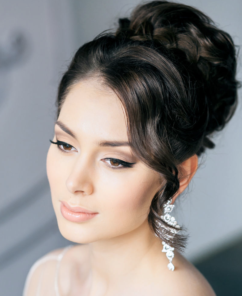 30 Creative and Unique Wedding Hairstyle Ideas - MODwedding