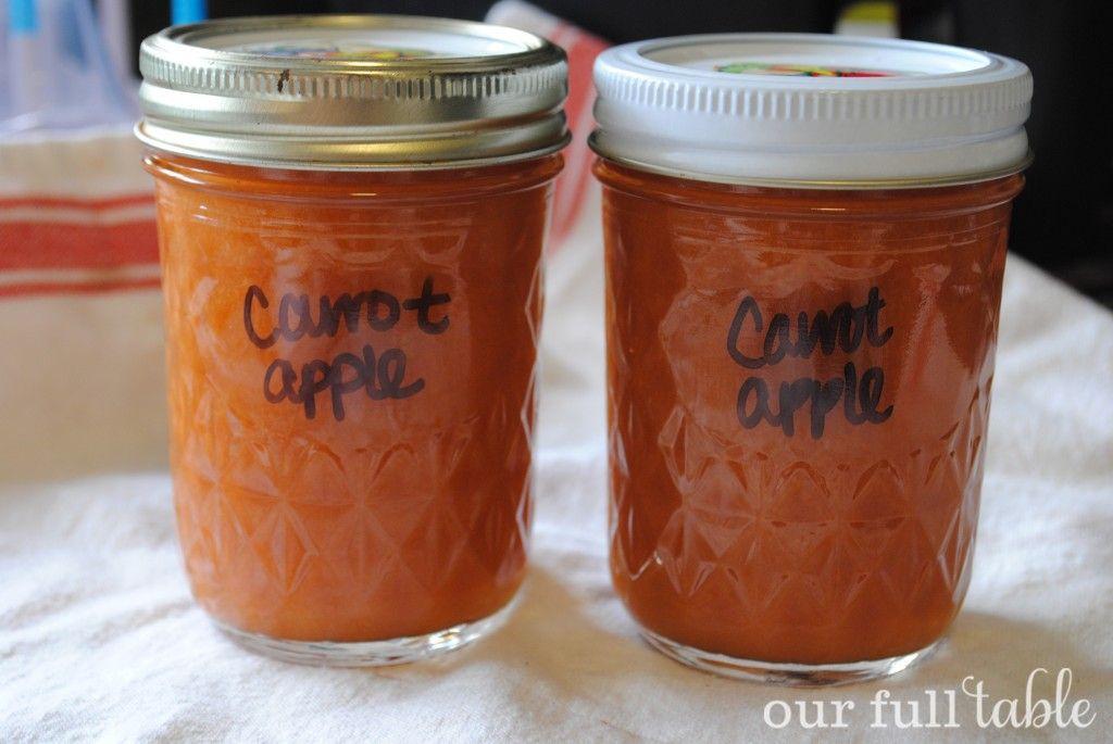 sweet carrot juice 6