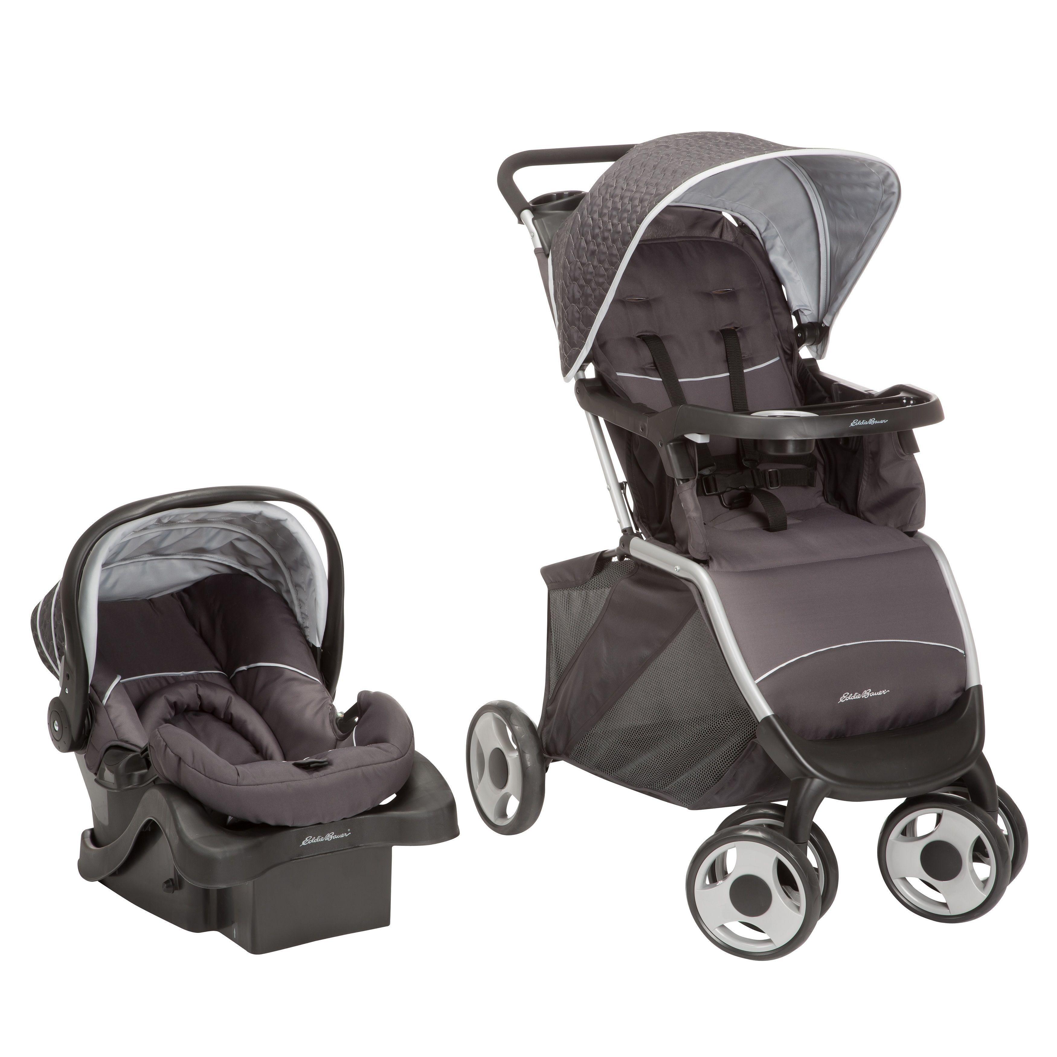 Eddie Bauer QuadTrek Baby Travel System