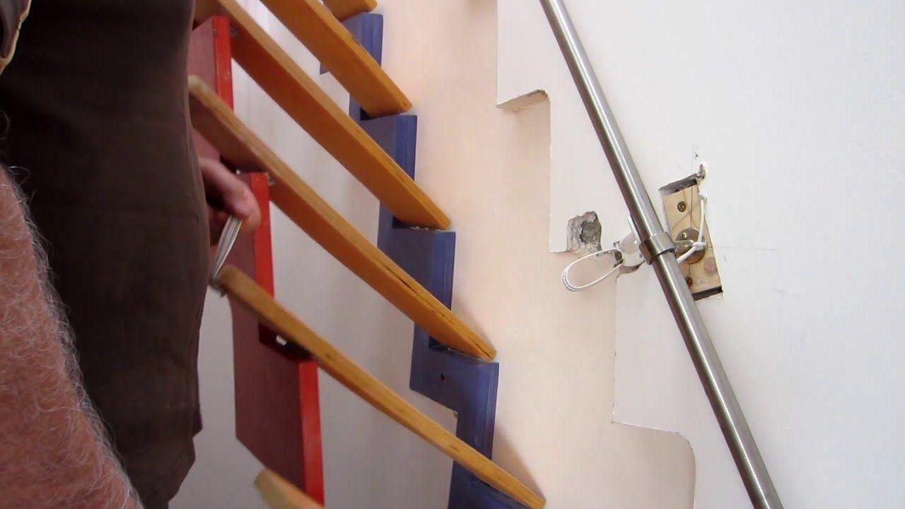 Prototype L Escalier Escamotable Sur Mesure Escamolier In 2020
