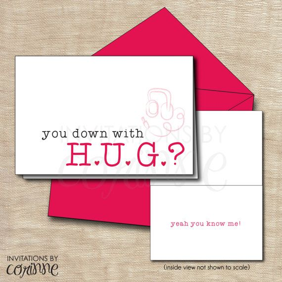funny valentines day card printable custom personalized downloadable file on etsy 500 - Etsy Valentines Day Cards