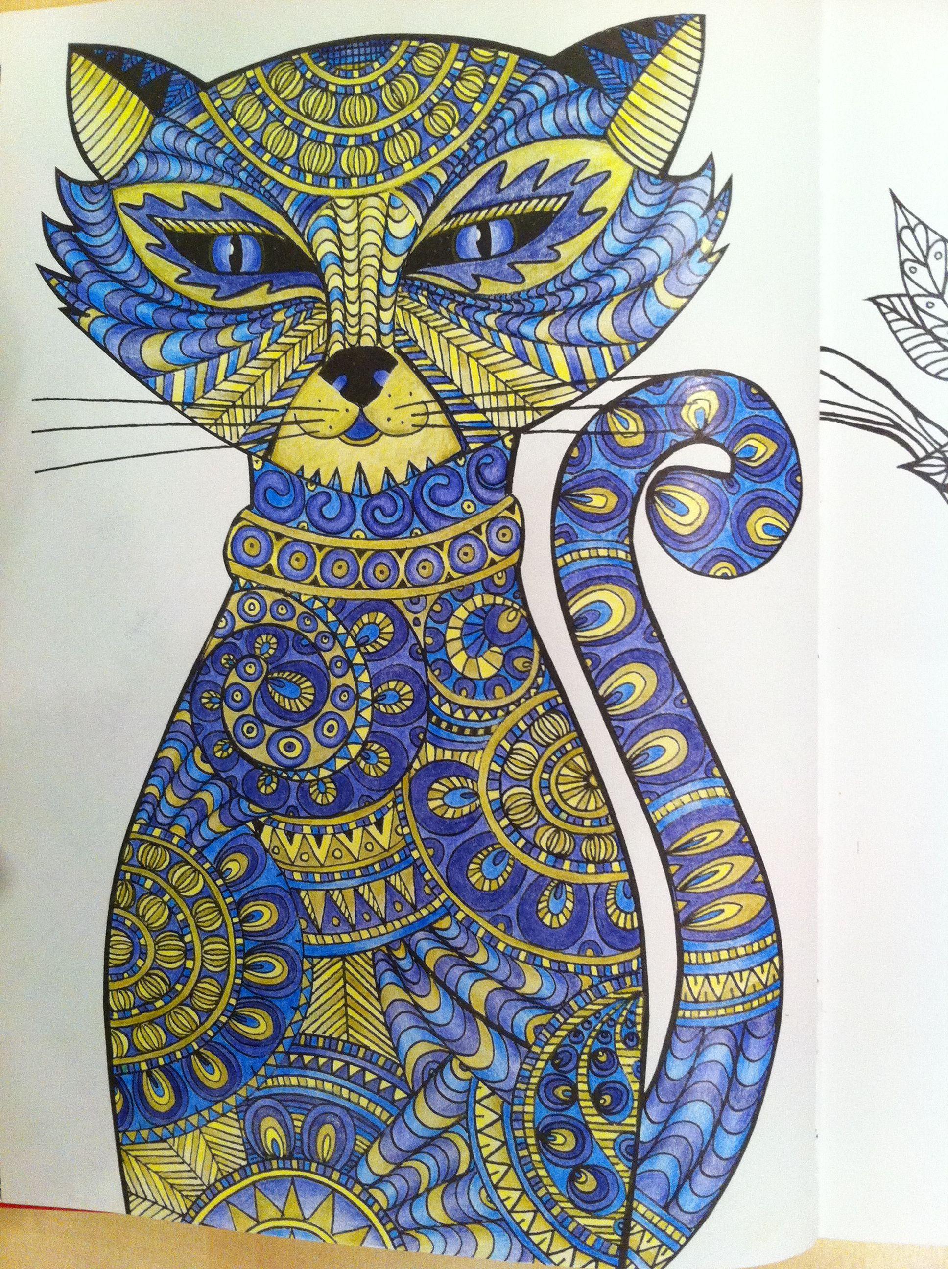 """Livre """"Bestiaire extraordinaire"""" Crayons de couleurs Polychromos"""