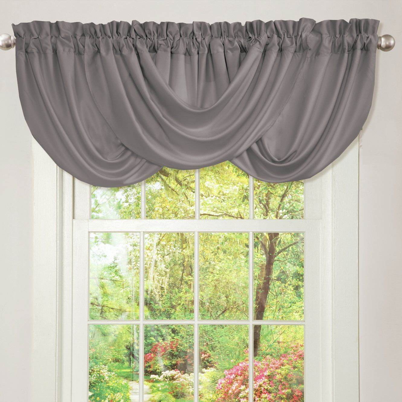 Arabian 40 Curtain Valance
