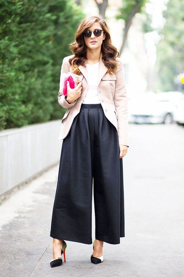 615d40f7e4 11 Work Outfits That Are Anything But Boring
