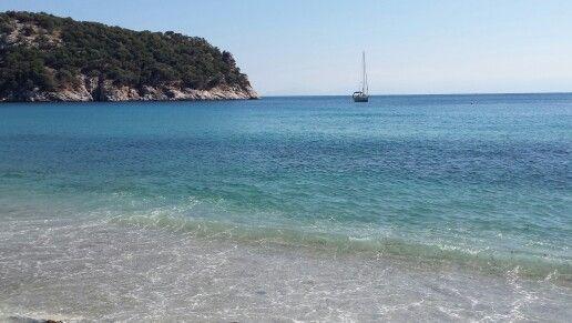 Stafilos beach, Skopelos, Sporades