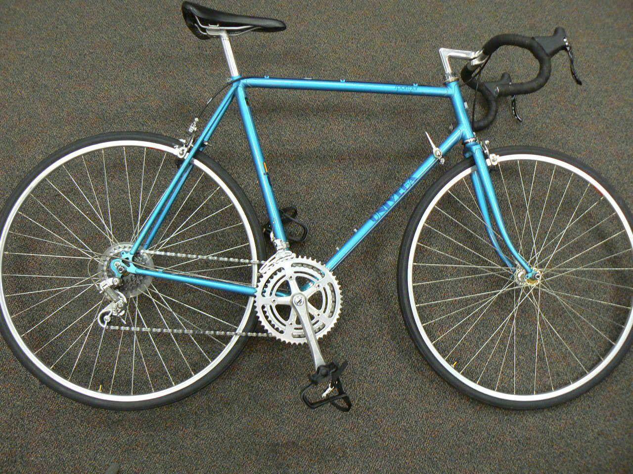 My 1981 Univega Sportour Road Bike I Recently Started Riding It