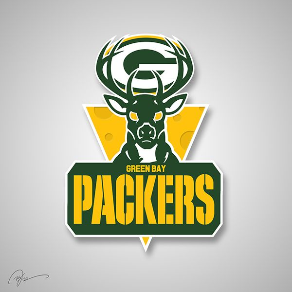 Nfl Logos Combined With Their Respective Nba Team S Logos Nfl