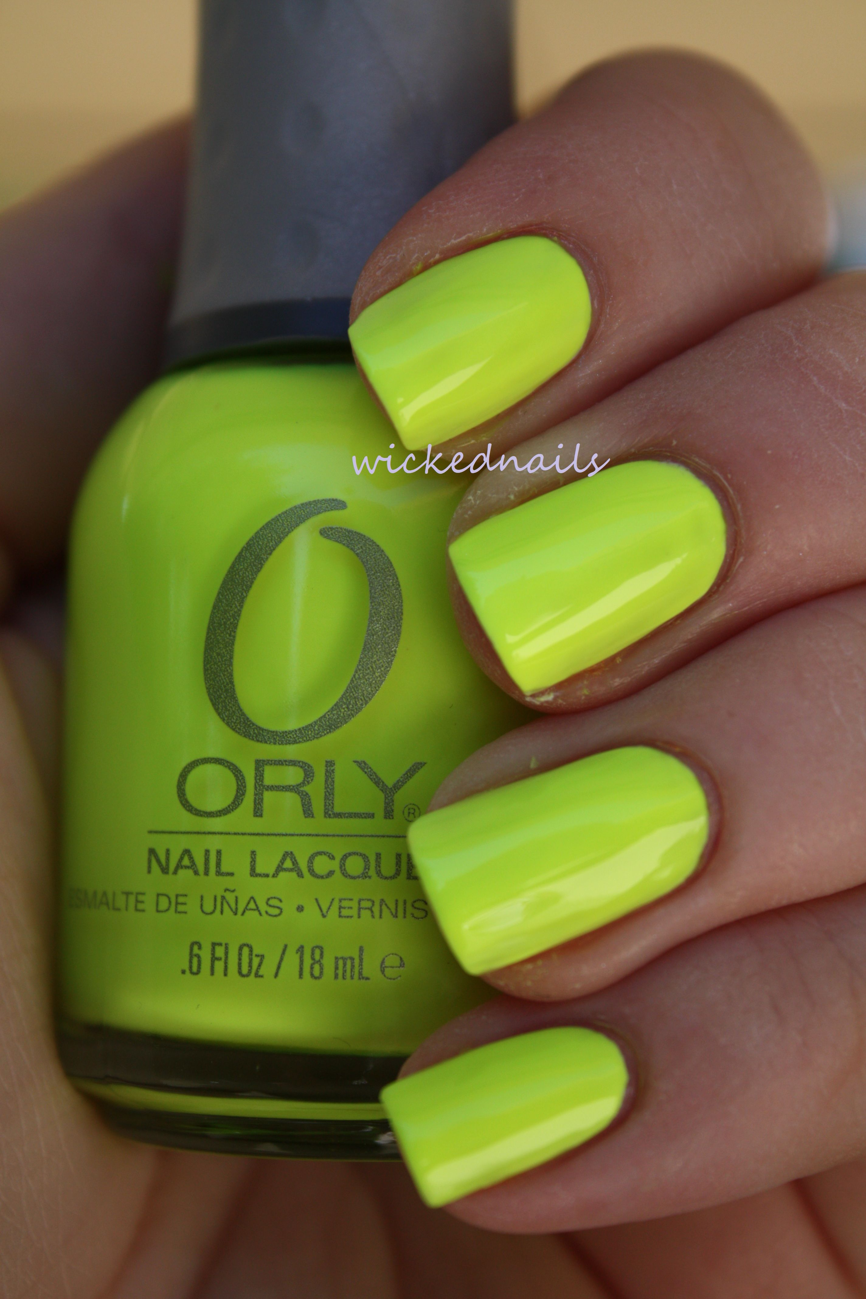 Orly: Feel the Vibe Swatches