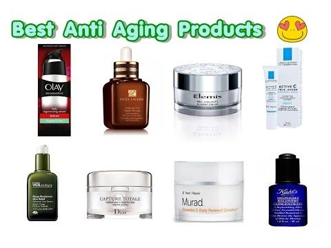 THE TOP 5 BEST ANTI-AGING PRODUCTS! PLUS THE HOLY GRAIL OF EYE SERUMS! - YouTube