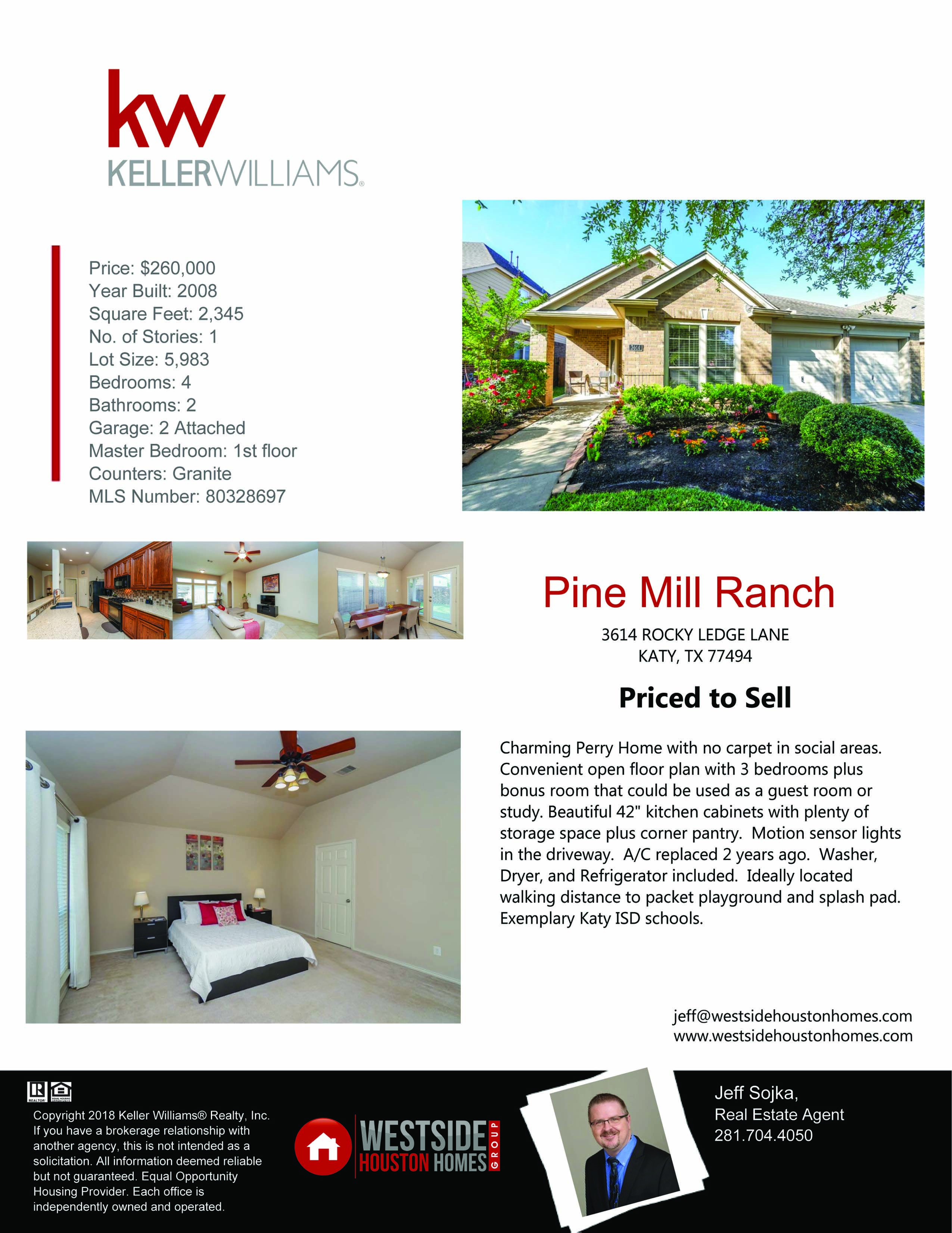 WOW! Beautiful $260k house in Katy - MUST SEE Looking for a ... on ranch house floor plans with dimensions, 4-bedroom ranch house plans, split ranch house floor plans, small country house plans, simple house plans, ranch house garages, small guest house floor plans, ranch house open kitchen, modern ranch house plans, texas ranch house plans, 5 bedroom house floor plans, ranch style house plans, 2014 new home floor plans, open-concept ranch house plans, unique ranch house plans, country ranch house plans, small ranch house floor plans, ranch house floor plans with wrap around porch, rustic ranch house plans, simple ranch floor plans,