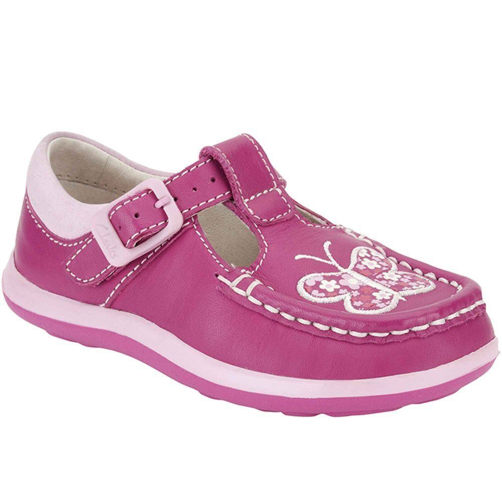1dcf0eb7a12 CLARKS ALANA STAR FIRST SHOES in Clothes