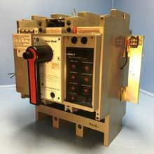 General Electric Tp1616sse1 1600a Power Break Circuit Breaker 1600